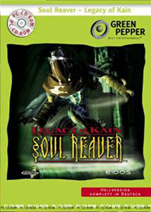 Packaging of Legacy of Kain: Soul Reaver [PC]