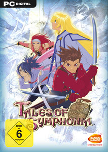 Verpackung von Tales of Symphonia [PC]