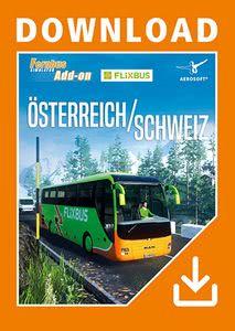 Verpackung von Der Fernbus Simulator Schweiz/Österreich [PC]