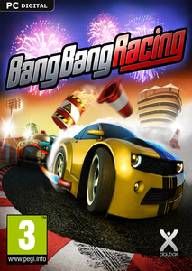 Packaging of Bang Bang Racing [PC]