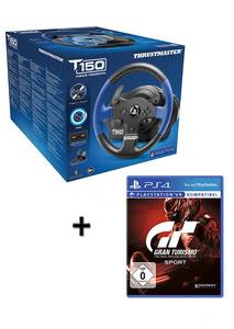 Verpackung von Lenkrad TM T150 RS inkl. GT Sport Gran Turismo Sport [PS4]