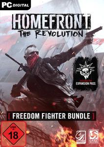 Verpackung von Homefront: The Revolution Freedom Fighter Bundle [PC]