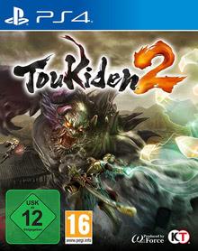 Verpackung von Toukiden 2 [PS4]