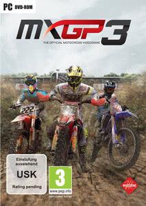 Verpackung von MXGP 3 [PC]