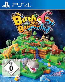 Verpackung von Birthdays the Beginning [PS4]