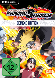 Packaging of Naruto to Boruto: Shinobi Striker Deluxe [PC]