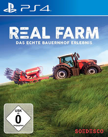 Verpackung von Real Farm [PS4]