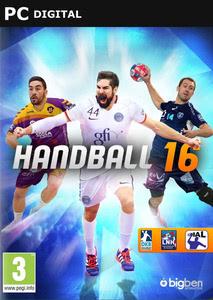 Packaging of Handball 16 [PC]