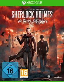 Verpackung von Sherlock Holmes: The Devil's Daughter [Xbox One]