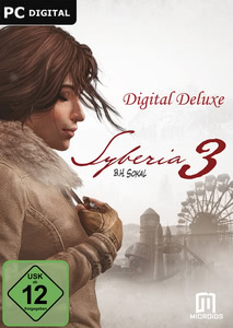 Verpackung von Syberia 3 Deluxe Edition [PC / Mac]