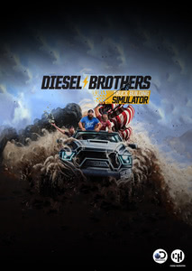 Verpackung von Diesel Brothers: Truck Building Simulator [PC]
