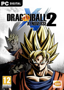 Packaging of Dragon Ball Xenoverse 2 [PC]