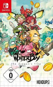 Verpackung von Wonder Boy: The Dragon's Trap [Switch]