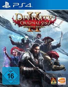 Verpackung von Divinity: Original Sin 2 Definitive Edition [PS4]