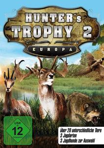 Verpackung von Hunter's Trophy 2 - Europa [PC]