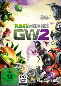Verpackung von Plants vs Zombies Garden Warfare 2 [PC]