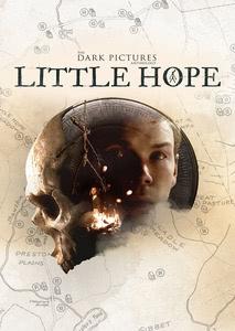 Verpackung von The Dark Pictures: Little Hope [PC]