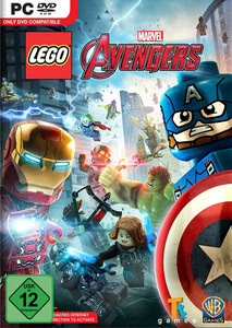 Verpackung von LEGO Marvel's Avengers [PC]