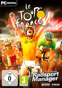 Verpackung von Le Tour de France 2011: Der offizielle Radsport Manager 2011 [PC]