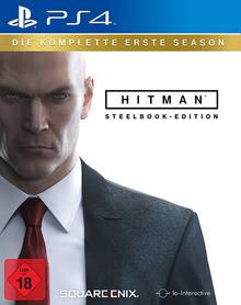 Verpackung von Hitman: Die Komplette erste Season (Day One Edition) [PS4]