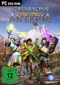 Verpackung von Champions of Anteria [PC]