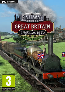 Packaging of Railway Empire Great Britain & Ireland [PC / LINUX.content]