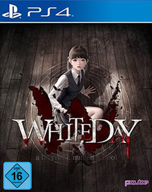 Verpackung von White Day: A Labyrinth Named School [PS4]