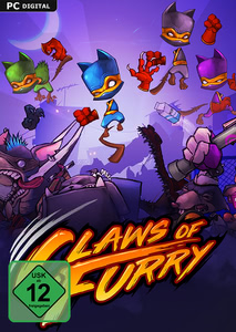 Verpackung von Claws of Furry [PC]
