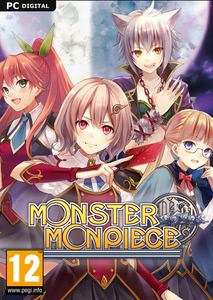 Packaging of Monster Monpiece [PC]