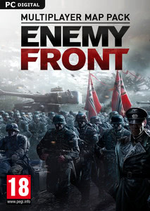 Packaging of Enemy Front Multiplayer Map Pack [PC]