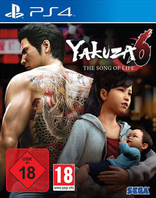 Verpackung von Yakuza 6: The Song of Life Essence of Art Edition [PS4]