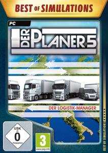 Verpackung von Der Planer 5 [PC]