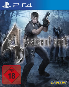 Verpackung von Resident Evil 4 [PS4]