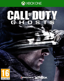 Verpackung von Call of Duty: Ghosts - PEGI AT [Xbox One]