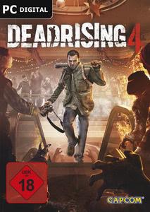 Verpackung von Dead Rising 4 [PC]