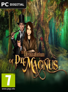 Packaging of The Dreamatorium of Dr. Magnus [PC]