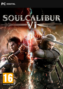 Packaging of SoulCalibur VI [PC]