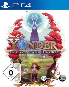 Verpackung von Yonder: The Cloud Catcher [PS4]