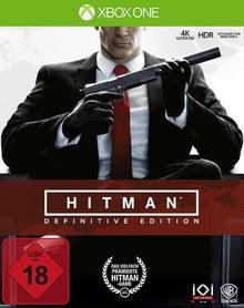 Verpackung von Hitman: Definitive Edition [Xbox One]
