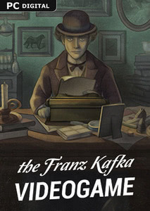 Packaging of The Franz Kafka Videogame [PC]