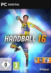 Verpackung von Handball 16 [PC]