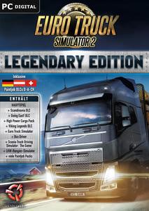 Verpackung von Euro Truck Simulator 2: Legendary Edition [PC]