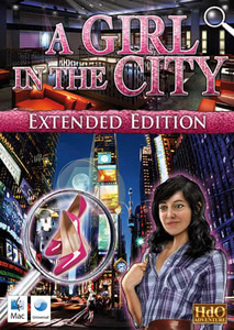 Packaging of A Girl in the City - Extended Edition [PC]
