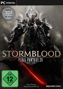 Verpackung von FINAL FANTASY XIV: Stormblood [PC]
