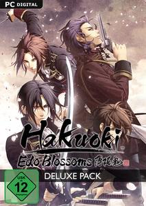 Verpackung von Hakuoki: Edo Blossoms Deluxe DLC [PC]