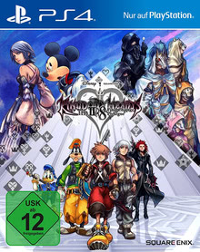 Verpackung von Kingdom Hearts HD 2.8 Final Chapter Prologue [PS4]
