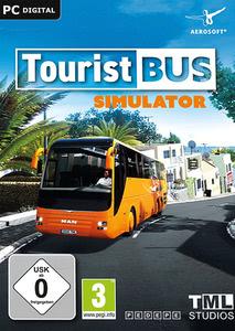 Packaging of Tourist Bus Simulator [PC]