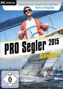 Verpackung von Pro Segler 2015 [PC]
