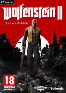 Packaging of Wolfenstein II: The New Colossus [PC]