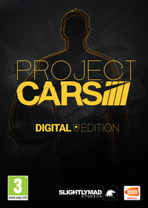 Packaging of Project Cars - Digital Edition [PC]